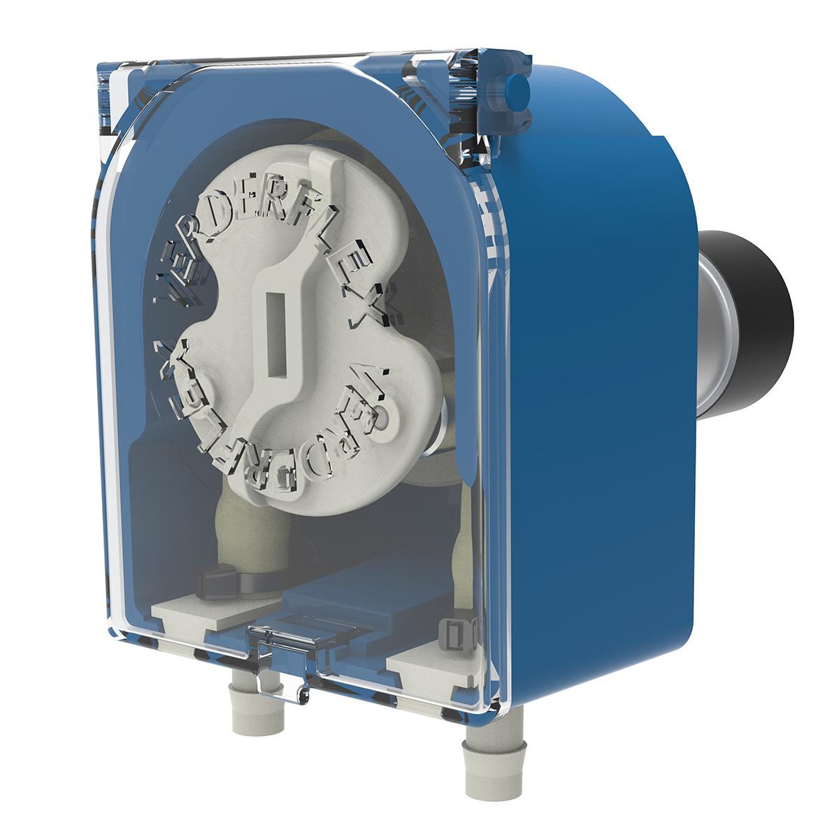 OEM-Schlauchpumpe M025, 12V DC, 120 ml/min